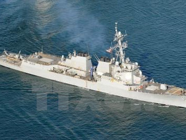 US lawmakers call for strengthened marine security in East Sea hinh anh 1