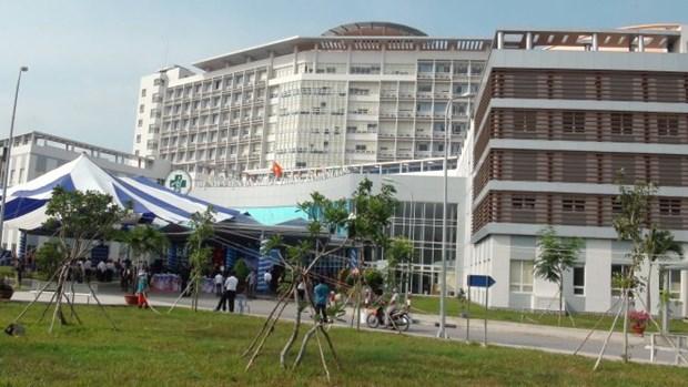 An Giang general hospital inaugurated hinh anh 1