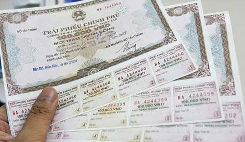 6.7 trillion VND mobilised from Government bonds hinh anh 1