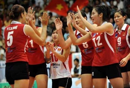 Vietnam in Group A at Asian volleyball event hinh anh 1