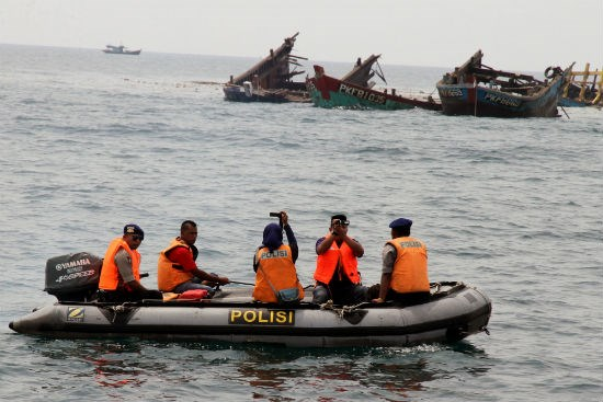 Indonesia to host regional talks for increased maritime security hinh anh 1