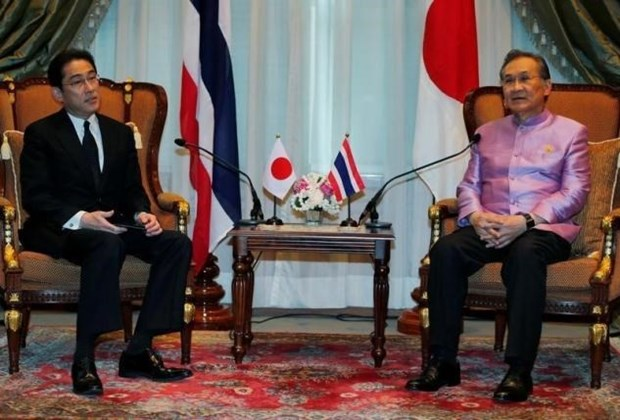 Thailand, Japan hope to improve people's well-being hinh anh 1