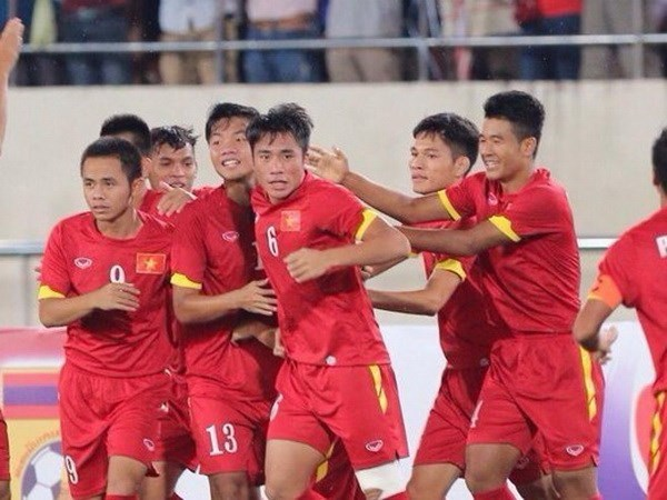 Vietnam drawn in tough Asian U19 tournament group hinh anh 1