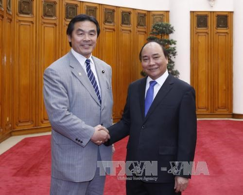 Education deemed best field of cooperation with Japan hinh anh 1