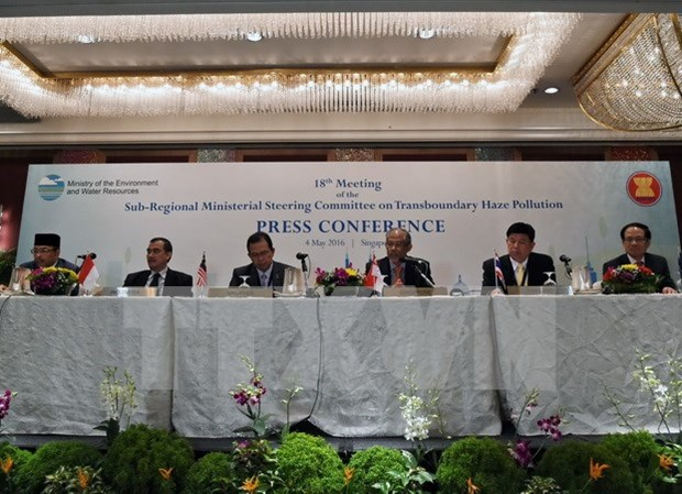 Measures discussed to fight haze pollution in Southeast Asia hinh anh 1