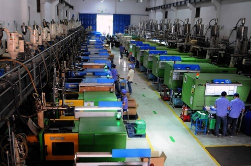 FDI helps boost industrial infrastructure hinh anh 1
