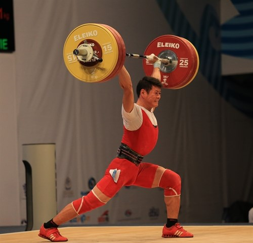 Weightlifters to sharpen skills in US hinh anh 1