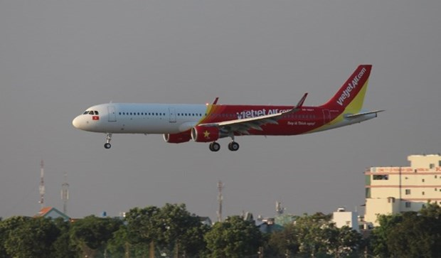 Vietjet Air takes 40 percent domestic market share in Q1 hinh anh 1