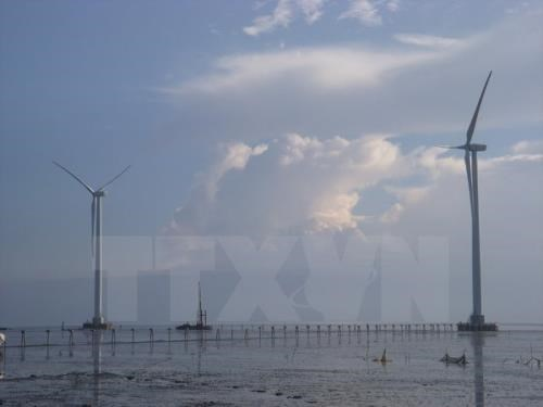 Over 4.9 trillion VND for RoK-Tra Vinh wind power plant's second phase hinh anh 1