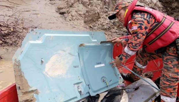 Malaysian air crash: debris, female body found hinh anh 1