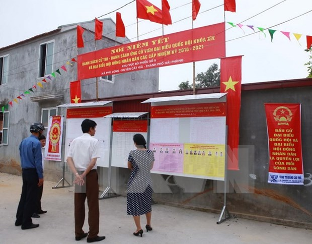 Early election approved in Quang Nam province hinh anh 1