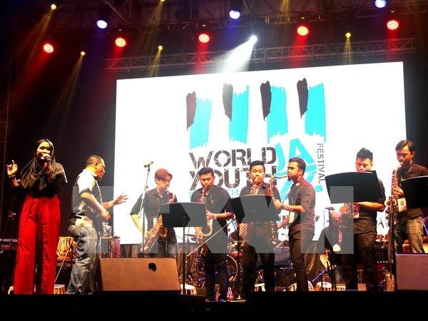 Vietnamese bands join int'l youth jazz festival hinh anh 1