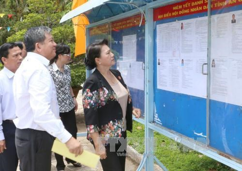 Election preparations on schedule: Ministry of Home Affairs hinh anh 1