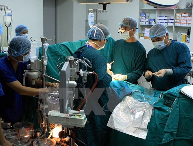 HCM City hospital performs 100 heart surgeries hinh anh 1