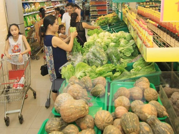 280 safe food supply chains developed nationwide hinh anh 1