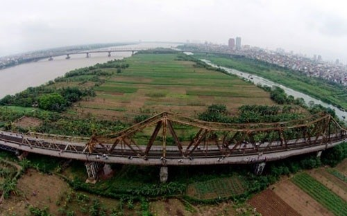 Red River project yet to be considered hinh anh 1