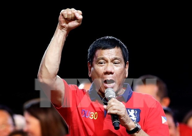 Philippines: Rodrigo Duterte wins presidential race hinh anh 1