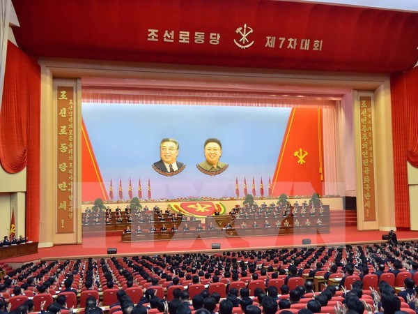Congratulations to DPRK Workers' Party hinh anh 1
