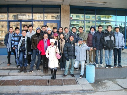 Vietnamese students go wild at Obninsk Summer Camp in Russia hinh anh 1