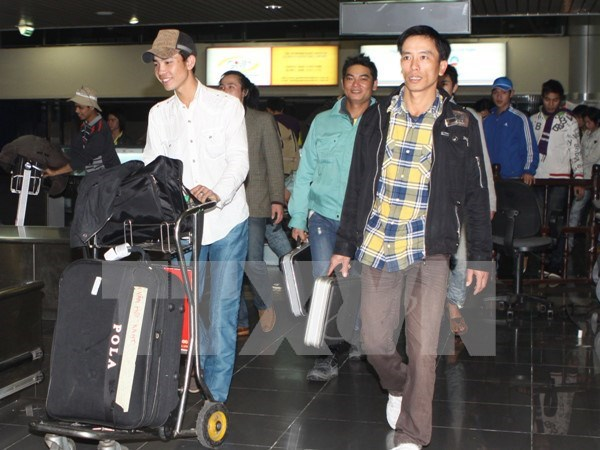 33,600 Vietnamese labourers work abroad in first four months of 2016 hinh anh 1