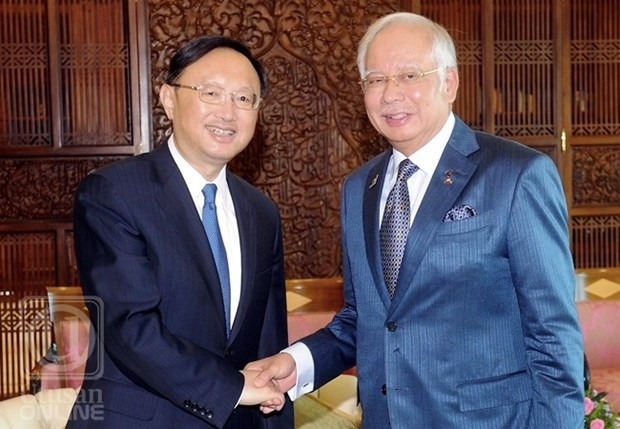 Malaysia, China agree to boost cooperation hinh anh 1