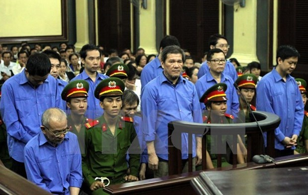 HCM City court upholds sentences in AgriBank case hinh anh 1