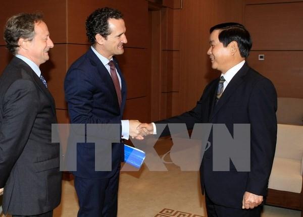 EU to double aid for ASEAN: Ambassador hinh anh 1