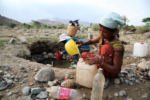Khanh Hoa: 3,480 households face sever water shortage hinh anh 1