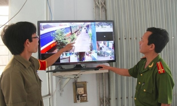 Public cameras help Da Nang better protect public security hinh anh 1