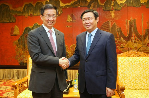 Deputy PM welcomes Shanghai party secretary hinh anh 1