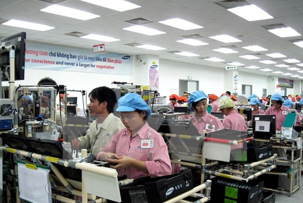 Nearly 3.5 billion USD poured into industrial, economic parks hinh anh 1
