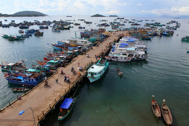 Gov't funds aid Kien Giang's marine economy hinh anh 1