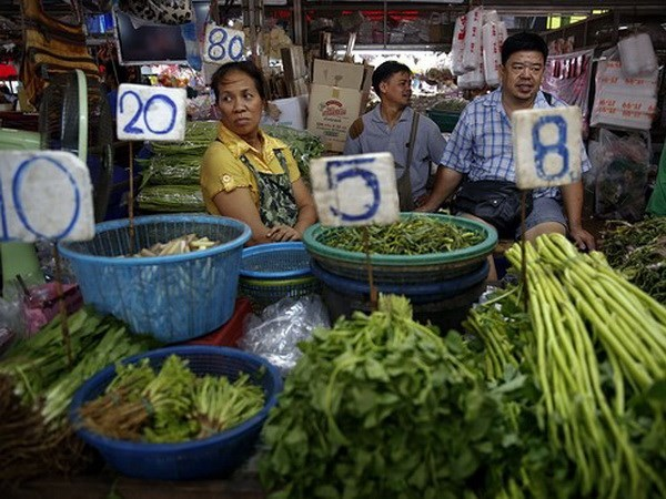 Thailand's economy grows faster than expected in Q1 hinh anh 1