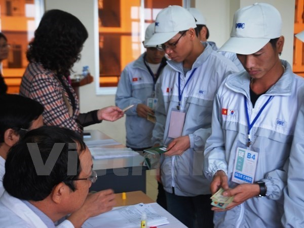 RoK to resume normal reception of Vietnamese labourers in 2017 hinh anh 1