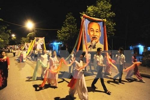 Festival to celebrate President Ho Chi Minh hinh anh 1