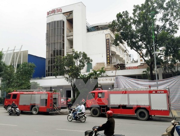 RoK to send fire engines to Vietnam hinh anh 1
