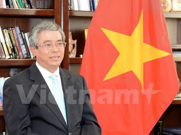 Ambassador: Obama's visit to deepen Vietnam-US ties hinh anh 1