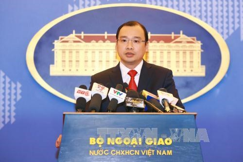 Vietnam protests against China's fishing moratorium in East Sea hinh anh 1