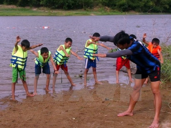 Ministries, localities urged to protect children from injury, drowning hinh anh 1