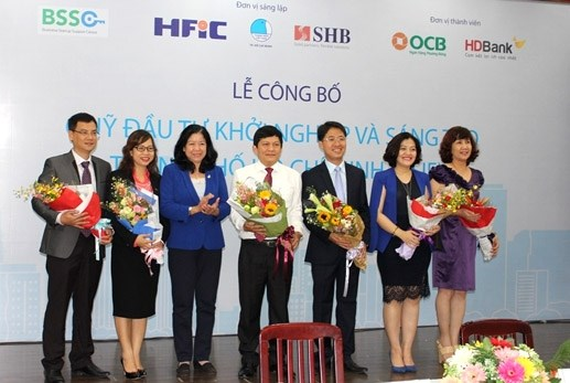 HCM City's first startup investment fund announced hinh anh 1