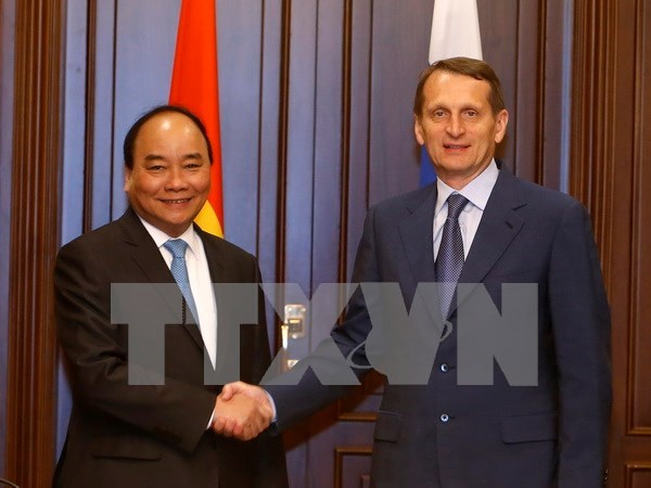 Vietnam, Russia parliaments should bolster cooperation in int'l arena hinh anh 1