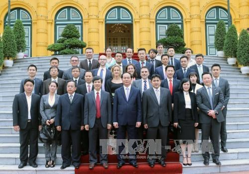 President vows optimal conditions for Brunei investors hinh anh 1
