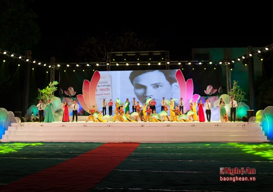 Nghe An: Festival honours President Ho Chi Minh hinh anh 1
