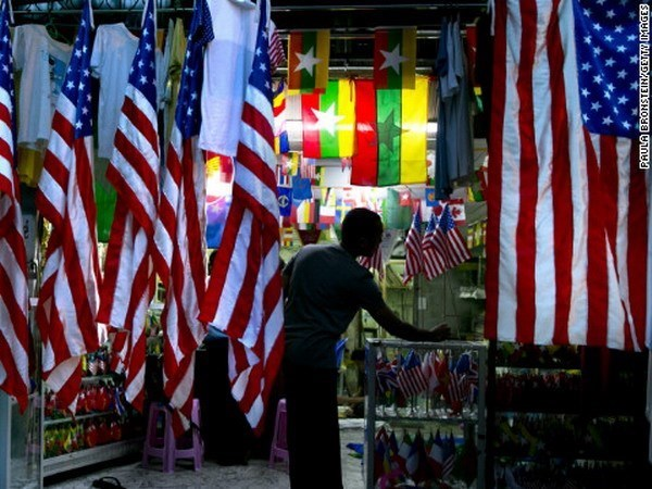 US relaxes Myanmar economic sanctions hinh anh 1