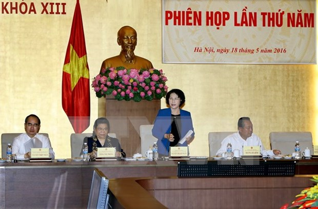 List of new NA deputies to be available 20 days after election day hinh anh 1
