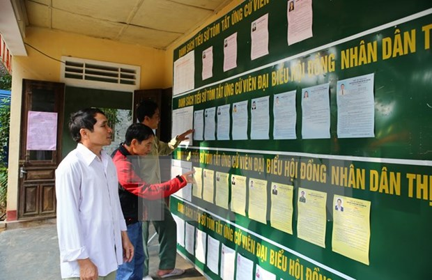 Arrangements for general election almost completed: official hinh anh 1