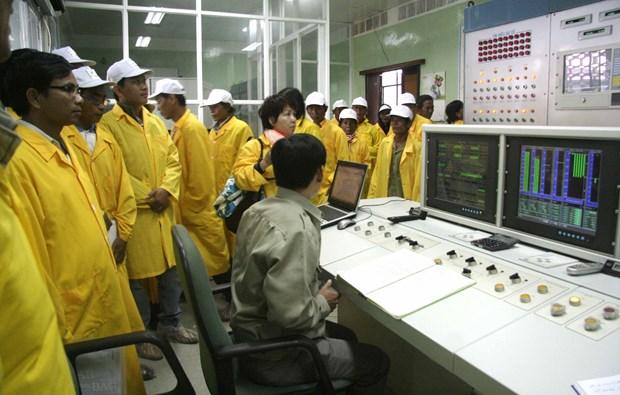 Workshop promotes nuclear power hinh anh 1