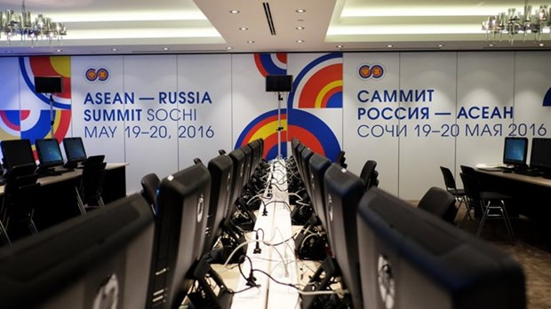 Russia-ASEAN Summit to affirm bilateral ties' growing significance hinh anh 1