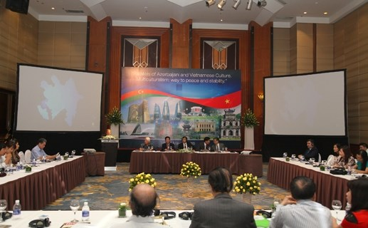Azerbaijan, Vietnam relations commended hinh anh 1