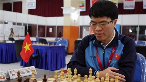 Liem top seed at Asian Chess Championship hinh anh 1